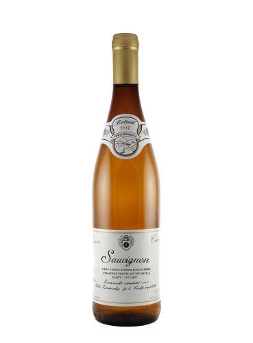 Sauvignon, Výběr z hroznů, 2019, Žernosecké vinařství, 0,75 l