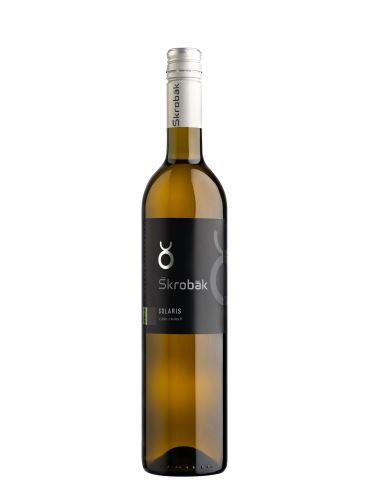 Solaris, Výběr z cibéb, 2019, Vinařství Škrobák, 0.5l