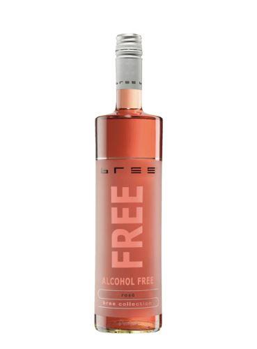 Bree Free Rosé, Nealkoholické víno, 0.75l