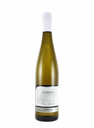 Chardonnay, Klasik, Zemské, 2019, ZD Němčičky, 0.75l