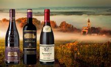 Vyzkoušejte špičková vína z Francie za příznivé ceny