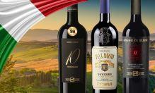Vyzkoušejte klasiku i netradiční vína z Toskánska a Abruzzie