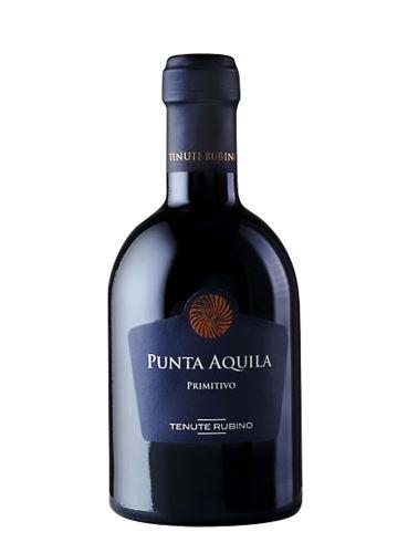 Primitivo, Punta Aquila, IGT, 2017, Tenute Rubino, 0.375 l