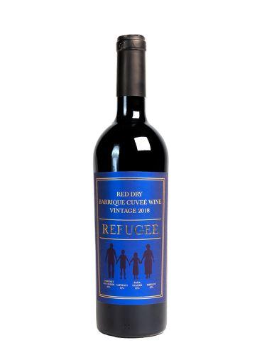 Cuvée Refugee, Barrique, 2018, Saiti Winery, 0.75 l