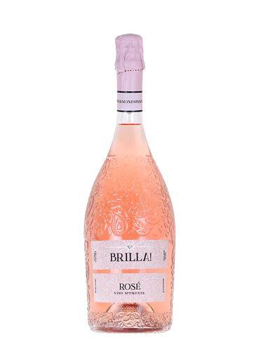 Prosecco Rosé, DOC,  Extra Dry, Brilla, 0,75 l