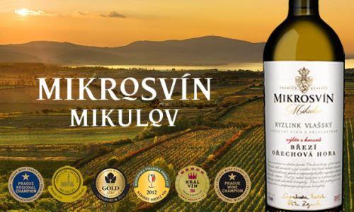 Mikrosvín Mikulov - Vinař roku 2019