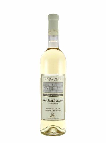 Sylvánské zelené, Gastro Collection, Pozdní sběr, 2018, Château Valtice, 0.75l