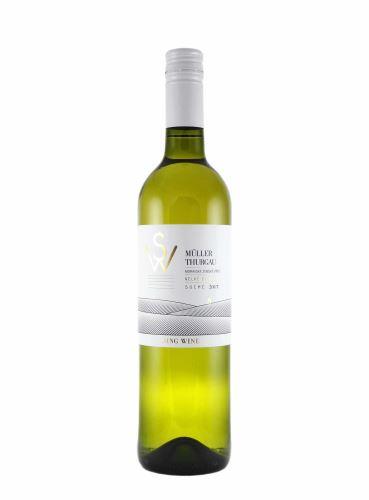 Müller Thurgau, Classic, Zemské, 2020, Sing Wine, 0.75l