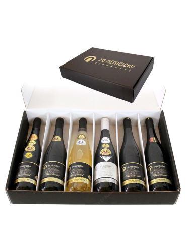 Top 6 suchých vín od ZD Němčičky