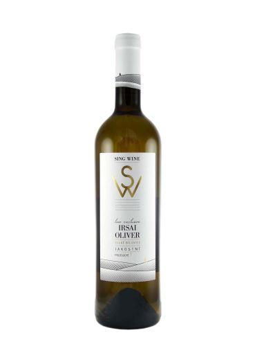 Irsai Oliver, Exclusive, Jakostní odrůdové, 2020, Sing Wine, 0.75l