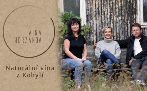 Vstupte do světa naturálních vín s Vinařstvím Herzánovi