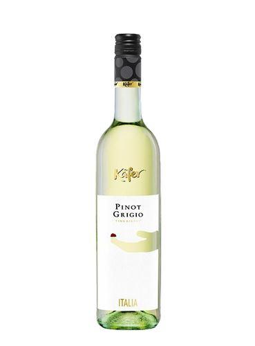 Pinot Grigio, DOC, 2020, Käfer, 0.75l