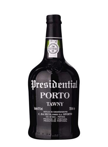 Portské, Tawny 10 years old, Presidential, 0,75 l