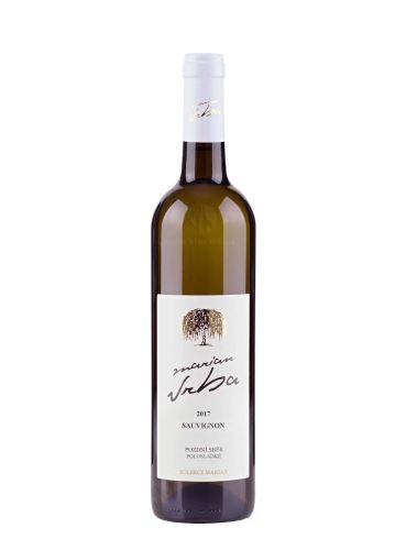 Sauvignon, Pozdní sběr, 2020, Vinařství Vrba, 0.75l