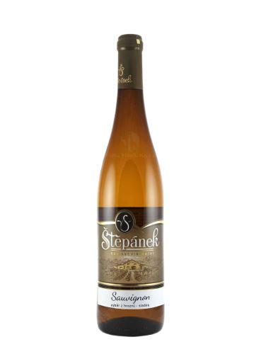 Sauvignon, Výběr z hroznů, 2020, Vinařství Štěpánek, 0.75l