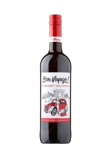 Cabernet Sauvignon, Nealkoholické víno, Bon Voyage, 0.75 l
