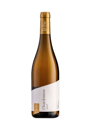Chardonnay, Pozdní sběr, 2018, Juřeník & Žďárský, 0.75 l