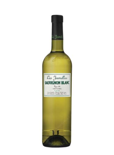 Sauvignon Blanc, IGP, 2019, Les Jamelles, 0.75l