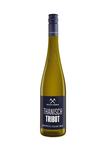 Riesling, Grauschiefer Tribut, Mosel, 2019, Thanisch, 0.75 l