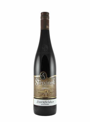 Dornfelder, Zemské, 2020, Vinařství Štěpánek, 0.75l