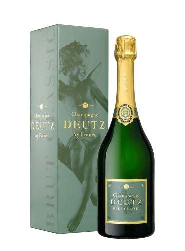 Champagne, Brut Classic, Deutz, 0.75l
