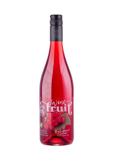 Rybízové víno, Vinofol, 0.75 l