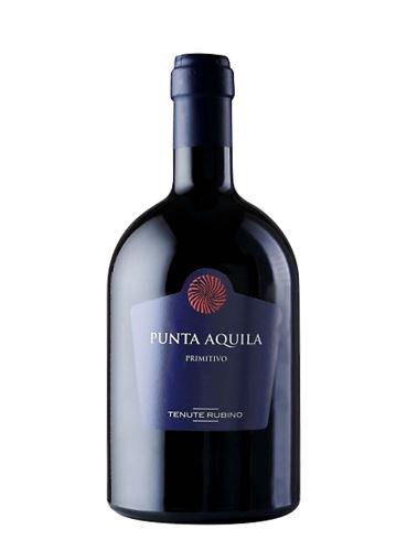 Primitivo, Magnum, Punta Aquila, IGT, 2017, Tenute Rubino, 1.5 l