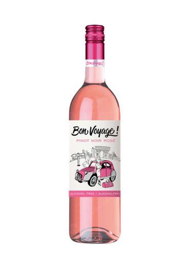 Pinot noir rosé, Nealkoholické víno, Bon Voyage, 0.75 l