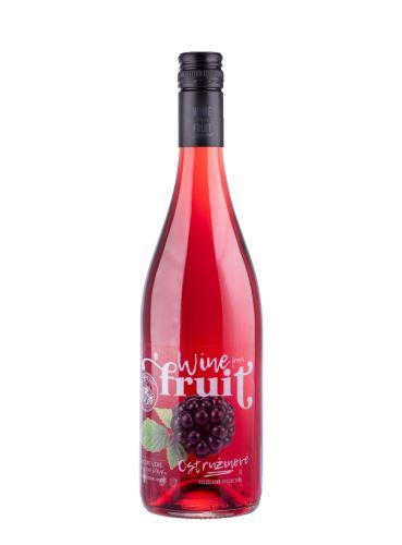 Ostružinové víno, Vinofol, 0.75 l