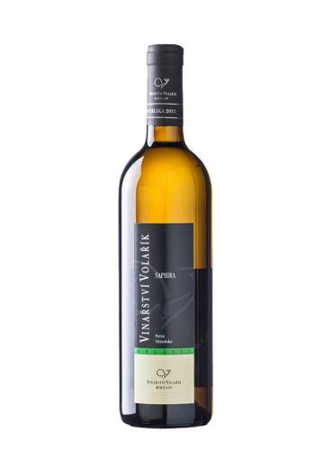 Saphira, Organic, Výběr z hroznů, 2020, Vinařství Volařík, 0.75l