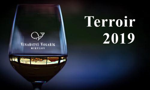 Terroir 2019 a další novinky Vinařství Volařík