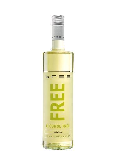 Bree Free White, Nealkoholické víno, 0.75l