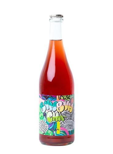 Bum Bum Cha, Naturální víno, 2020, Milan Nestarec, 0.75 l