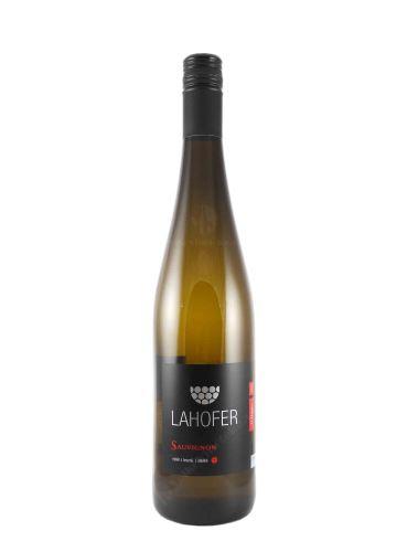 Sauvignon, Výběr z hroznů, 2017, Vinařství Lahofer, 0.75l