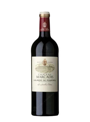 Bordeaux, Lalande de Pomerol AOP, 2019, Chateau Marcadis, 0.75 l