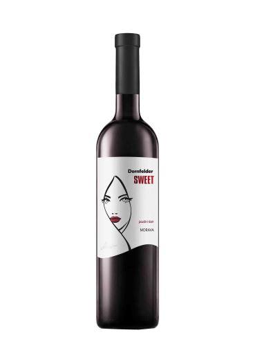 Dornfelder, Sweet, Pozdní sběr, 2020, Karel Průša - Vinařství Na Soutoku, 0.75l