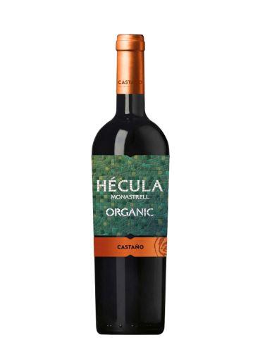 Monastrell, Hécula Organic, DO Yecla, 2019, Bodegas Castaňo, 0.75l