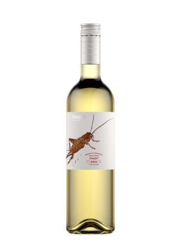 Pinot gris, Pozdní sběr, 2020, THAYA, 0.75l