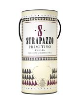 Primitivo, Bag in Box, IGP, Strapazzo, 3 l