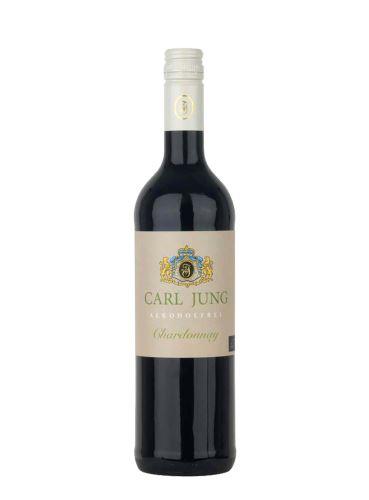 Chardonnay, BIO, Nealkoholické víno, Carl Jung, 0.75l