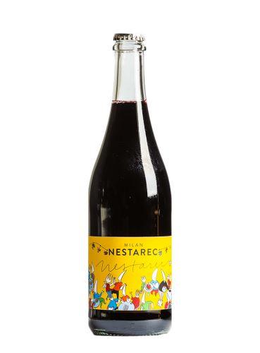 Vidličky a nože RED, Naturální víno, 2019, Milan Nestarec, 0.75 l