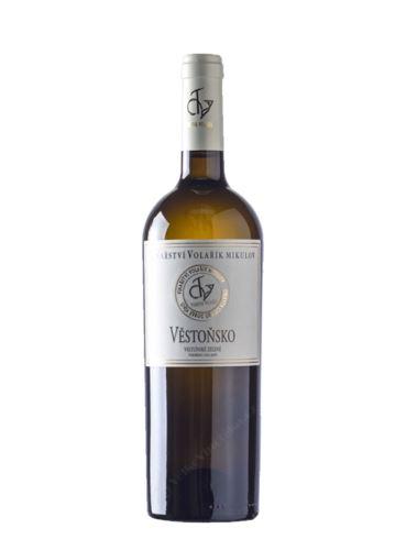 Veltlínské zelené, Terroir Věstoňsko, Výběr z hroznů, 2019, Vinařství Volařík, 0.75l