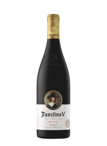 Tempranillo, Faustino V, Reserva, DOCa Rioja, 2014, Bodegas Faustino, 0.75l