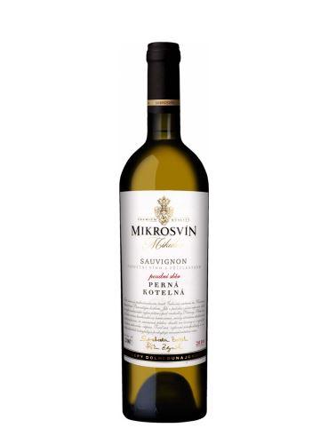 Sauvignon, Traditional - Kotelná, Pozdní sběr, 2019, Mikrosvín, 0.75l