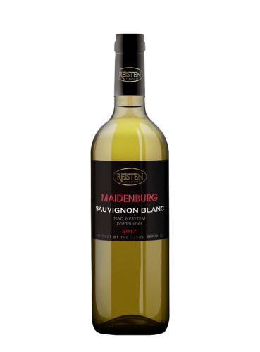 Sauvignon Blanc, Maidenburg, Pozdní sběr, 2017, Vinařství Reisten, 0.75l
