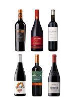 Grilovací balíček premium - červená vína pro náročné