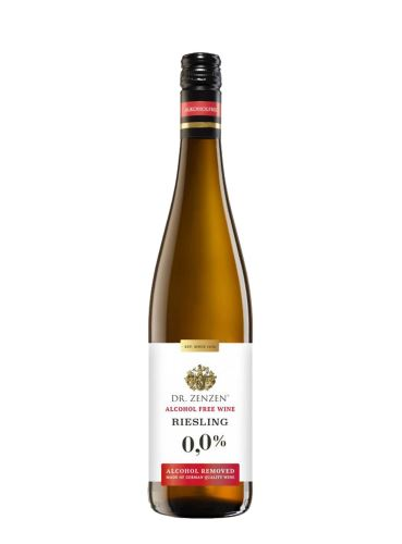 Riesling, Nealkoholické víno, Dr. Zenzen, 0.75l