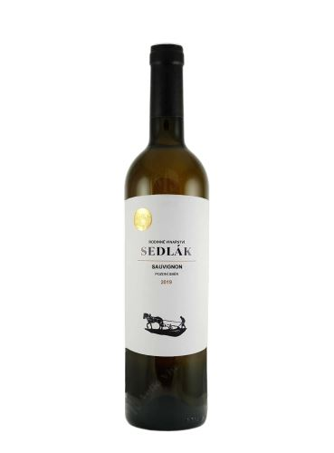 Sauvignon, Pozdní sběr, 2019, Vinařství Sedlák, 0.75l