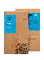 60% Bean to bar mléčná čokoláda – Dominikánská republika, Čokoládovna Janek, 45 g