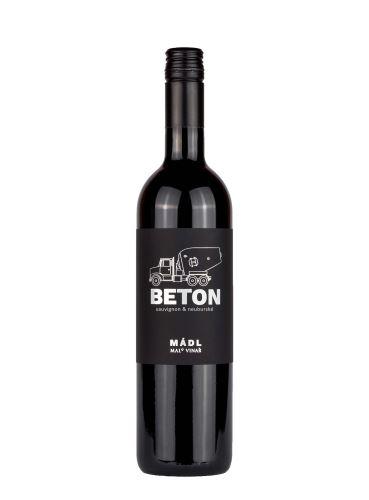 Sauvignon & Neuburské Beton, Zemské, 2019, František Mádl - Malý vinař, 0.75l